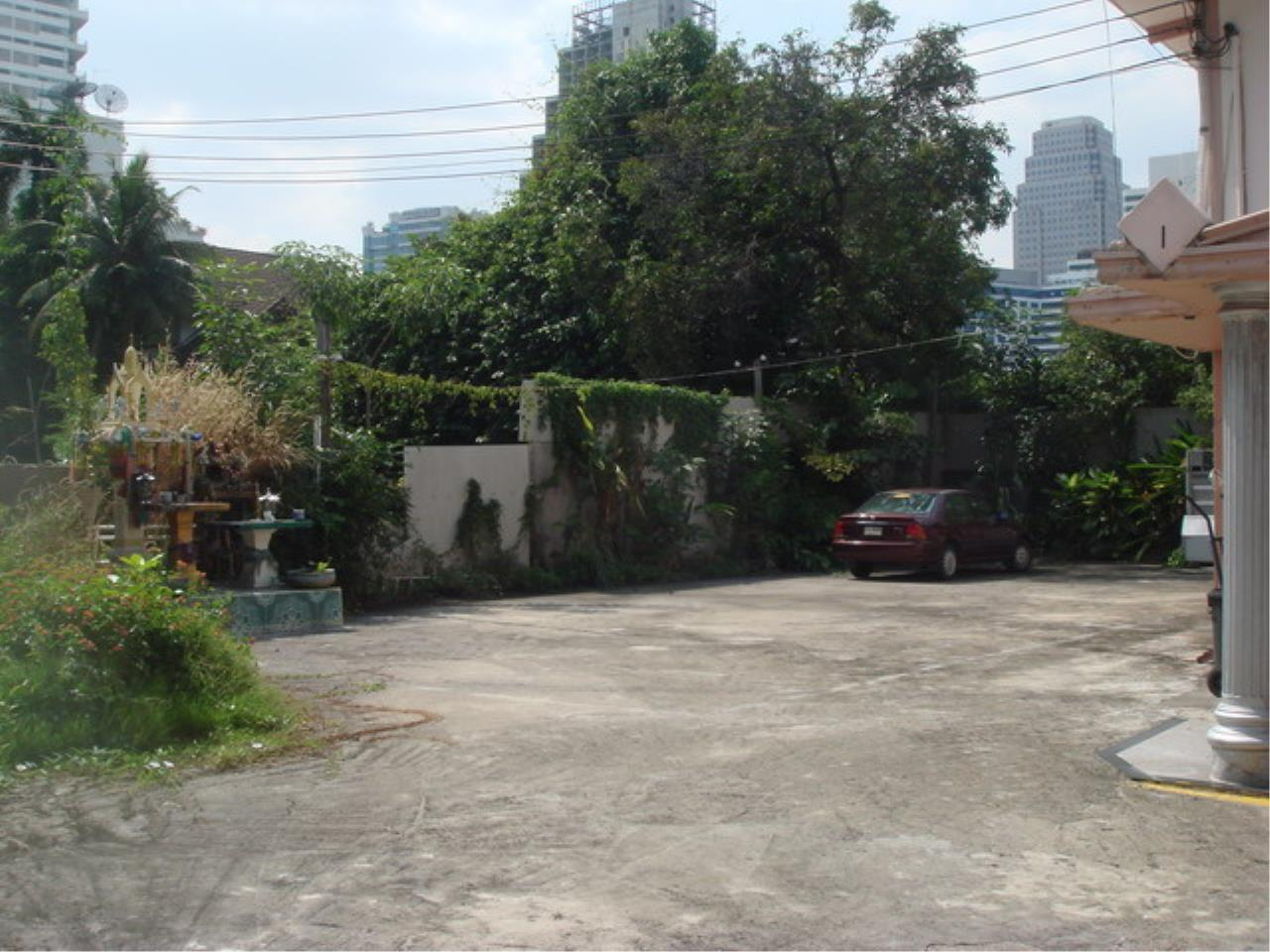 29885-Land with house for rent, on Sukhumwit 33 road, 153 sq.wa.