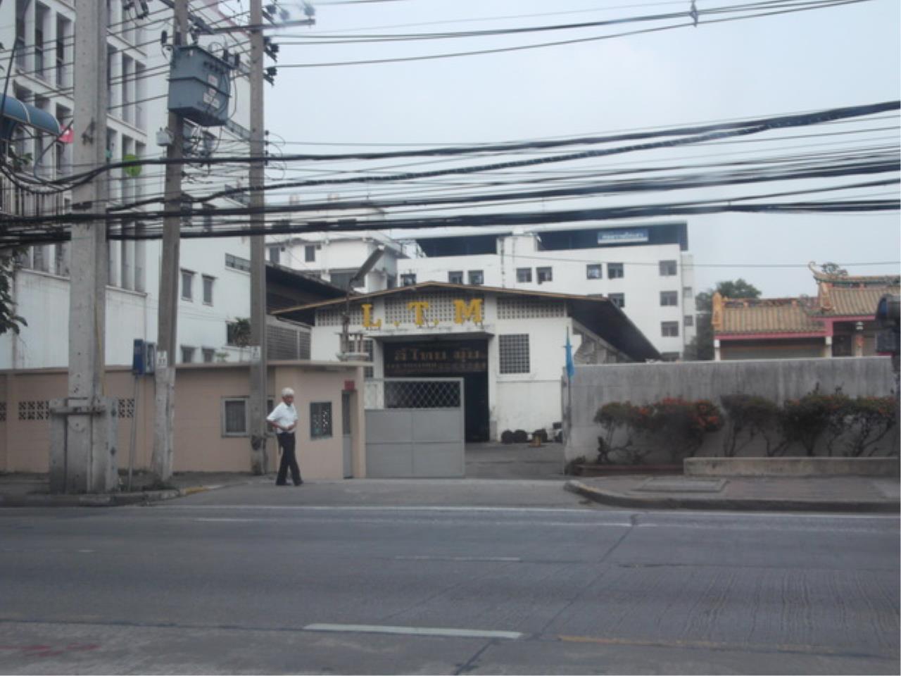 Forbest Properties Agency's 33055-Land for sale, on Sukhumvit (Samrong) road, 1 rai 2