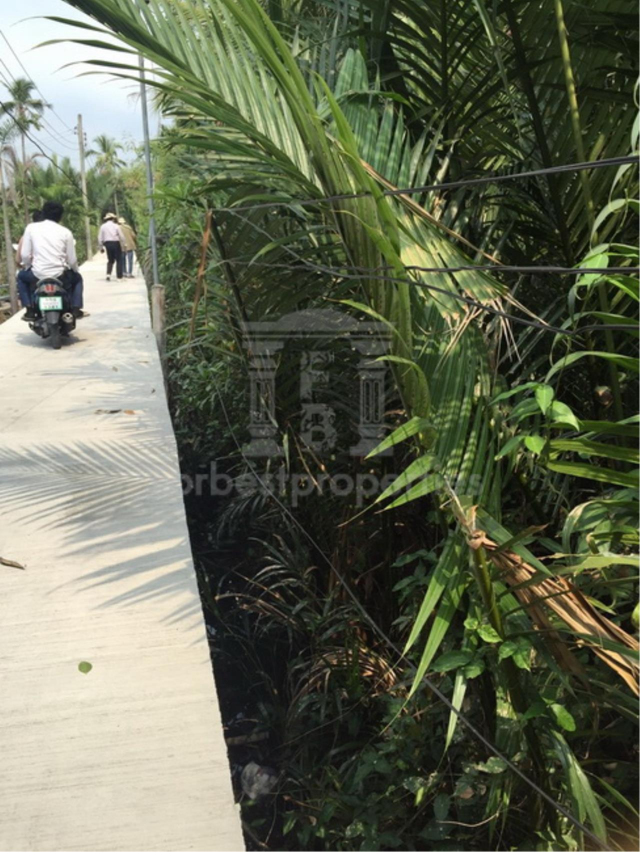Forbest Properties Agency's 35941-Land For Sale, on Phetchahung Rd., land size 43 rai 5