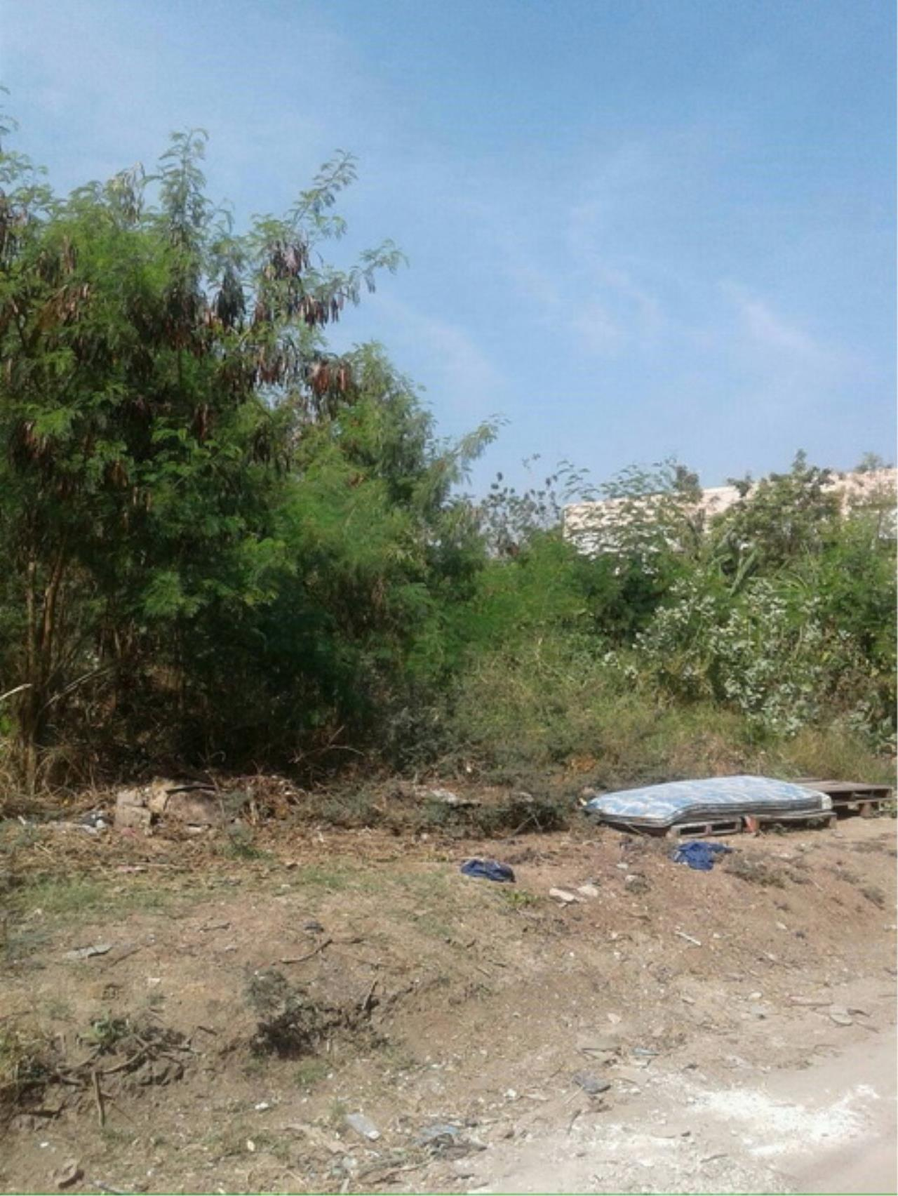 Forbest Properties Agency's 37243-Land for sale, on Ramintra road, 1 rai 133.20 sq.wa. 1
