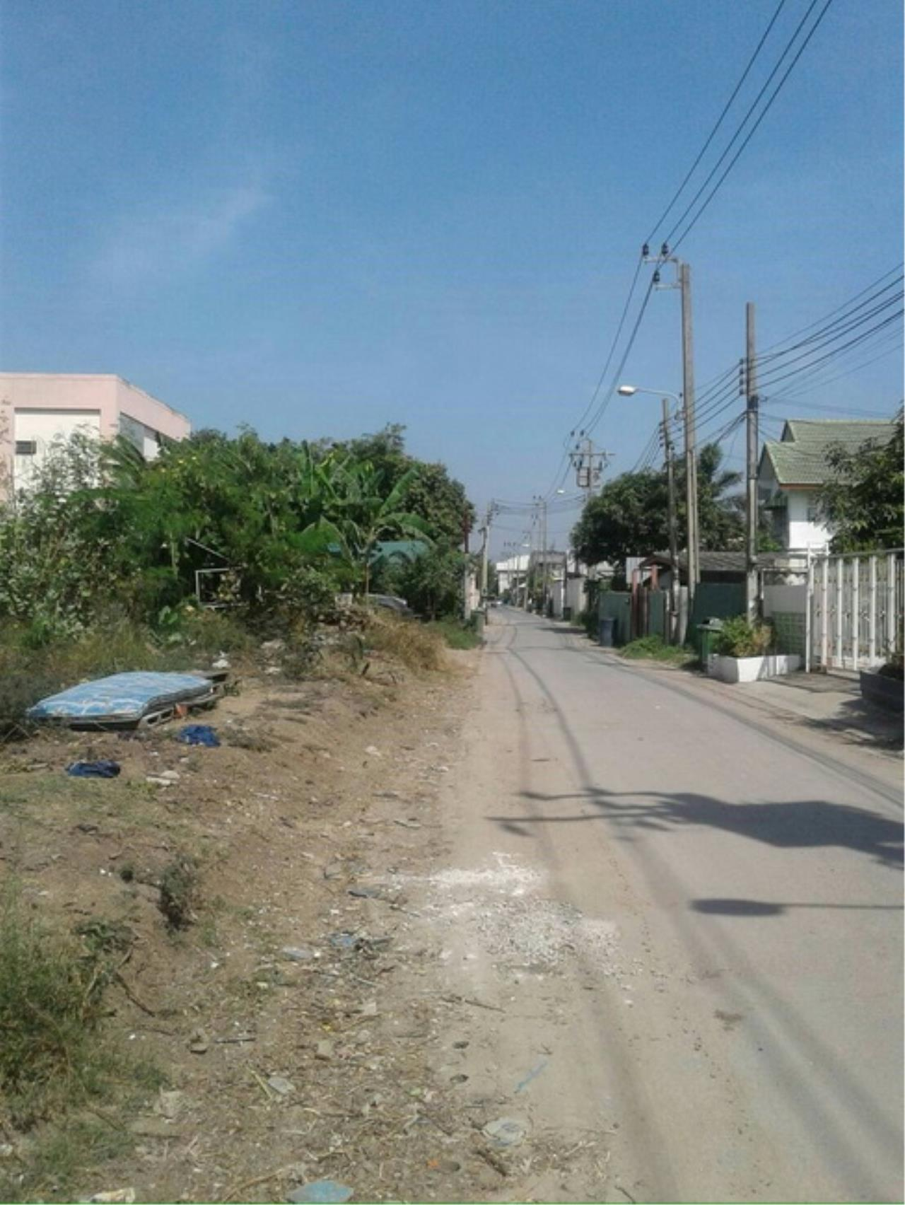 Forbest Properties Agency's 37243-Land for sale, on Ramintra road, 1 rai 133.20 sq.wa. 2