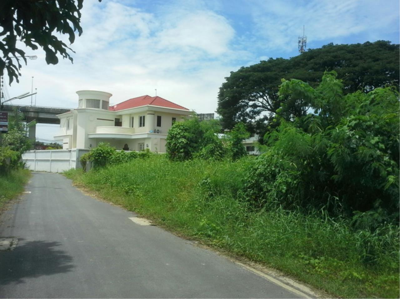 Forbest Properties Agency's 37529-Land For Sale, on Borommaratchachonnani Rd., 100 sq.wa. 1