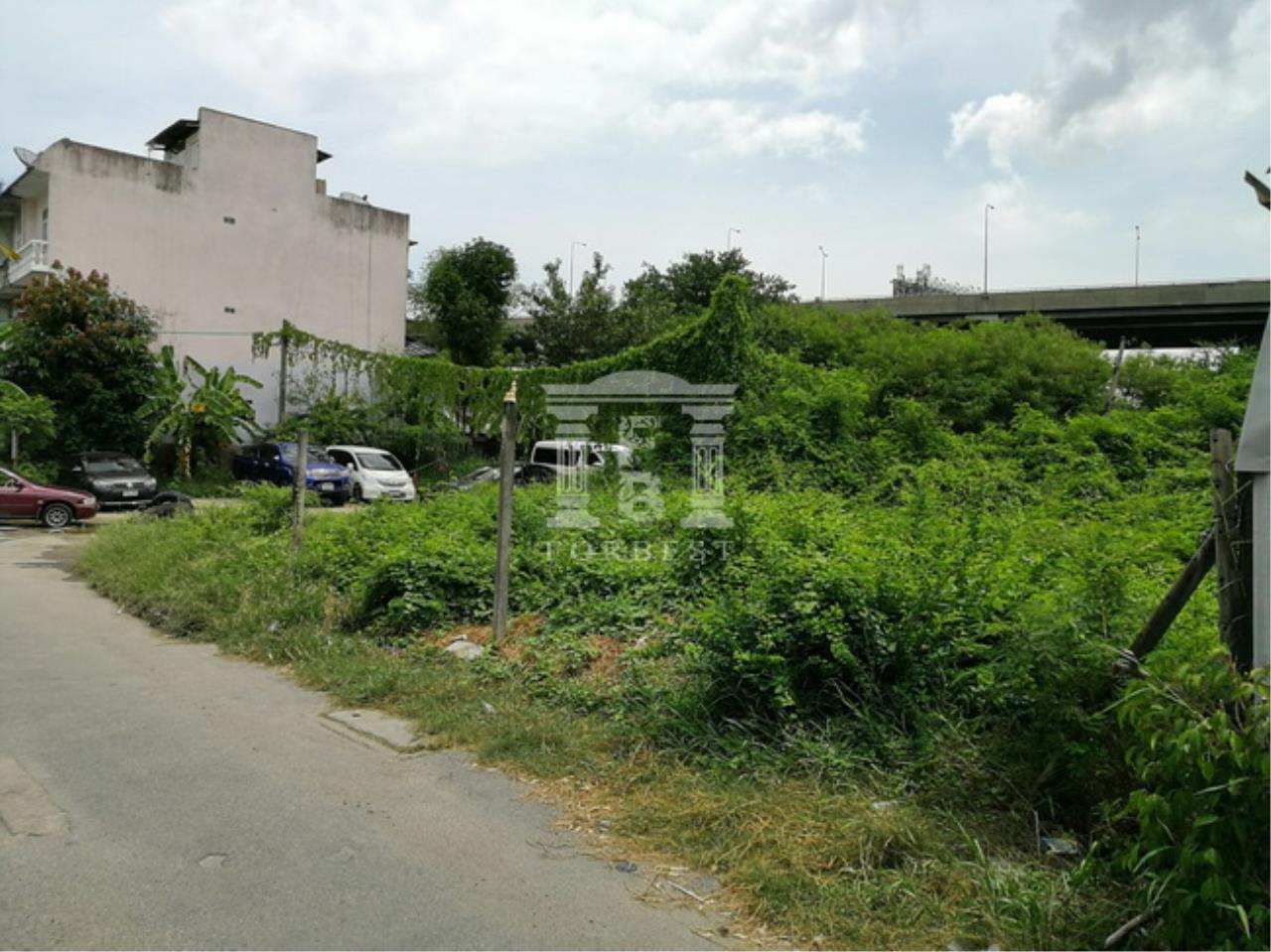 Forbest Properties Agency's 37580- Land for sale, on Sukhumvit 56 rd., 2 rai 106 sq.wa. 2