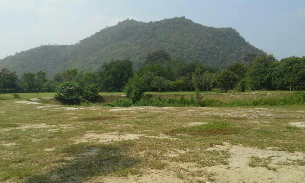 Forbest Properties Agency's 37609-Land for sale, on Thanaratch- Khao Yai Rd., in Pak Chong District, Nakhon Ratchasima Province, 13 rai 109 sq.wa. 5