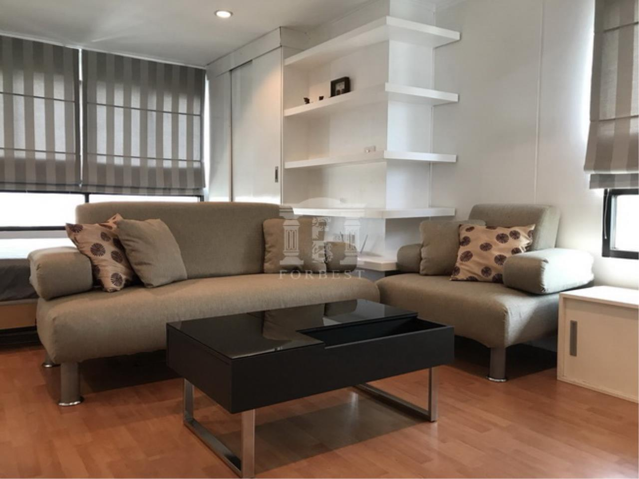 37624 - For Rent Lumpini Ville Phaholyothin-Sutthisan Road. 32 sq.m.