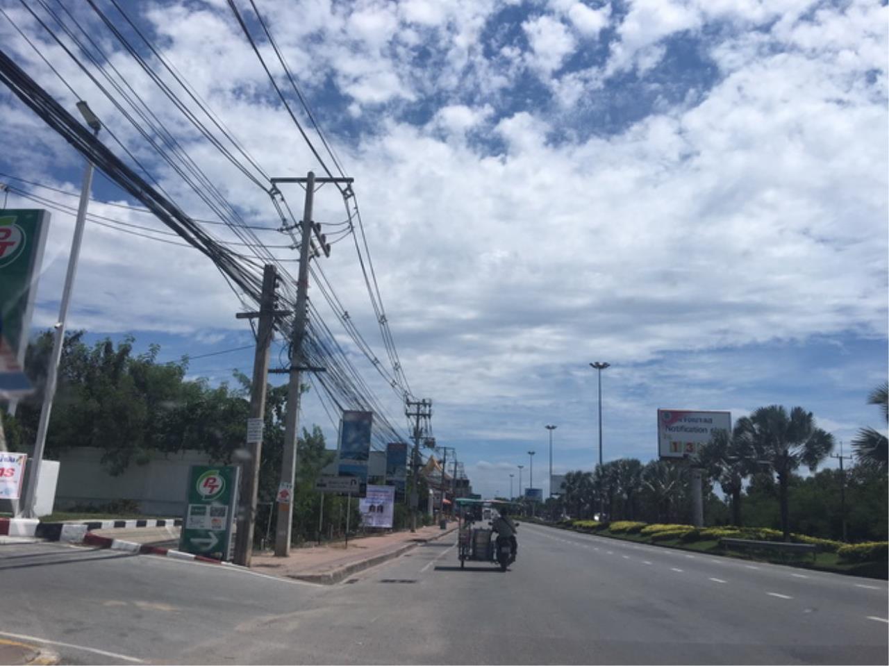 Forbest Properties Agency's 37628-Land for sale, in Chonburi province, 5 rai 12 sq.wa. 2