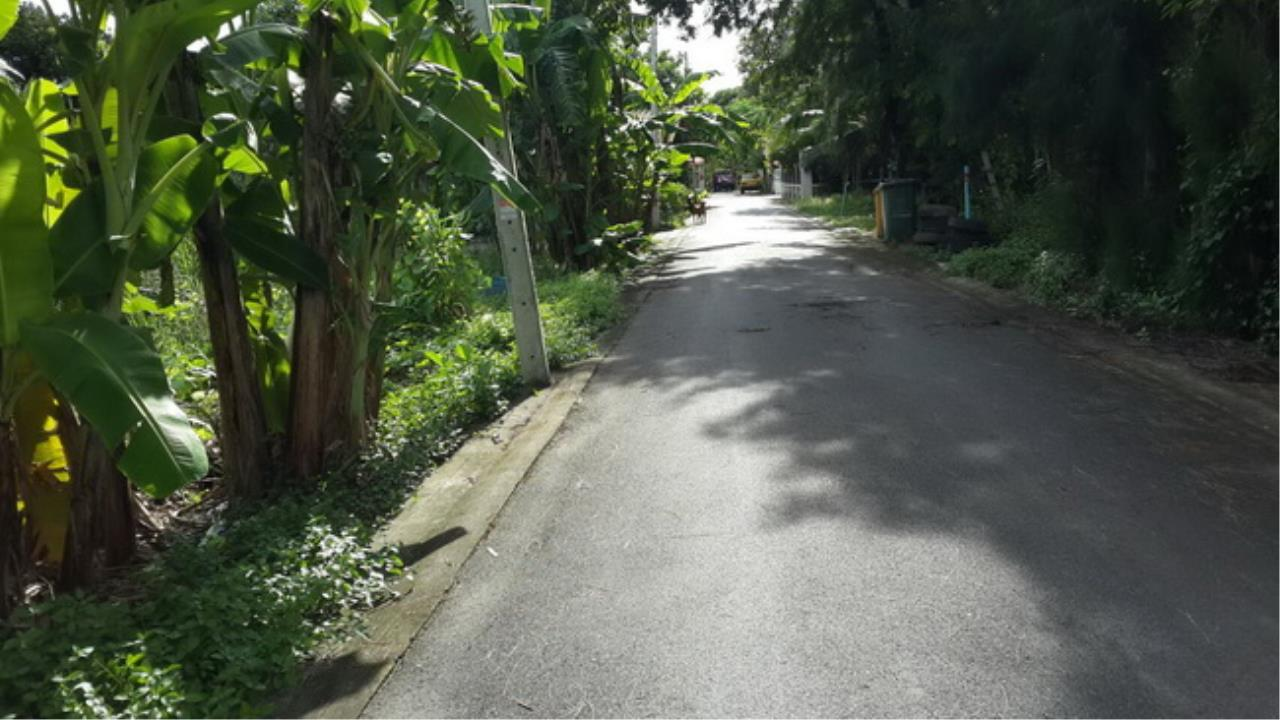 Forbest Properties Agency's 37649-Land for sale, onYothinpattana road, land size 333 sq.wa. 3