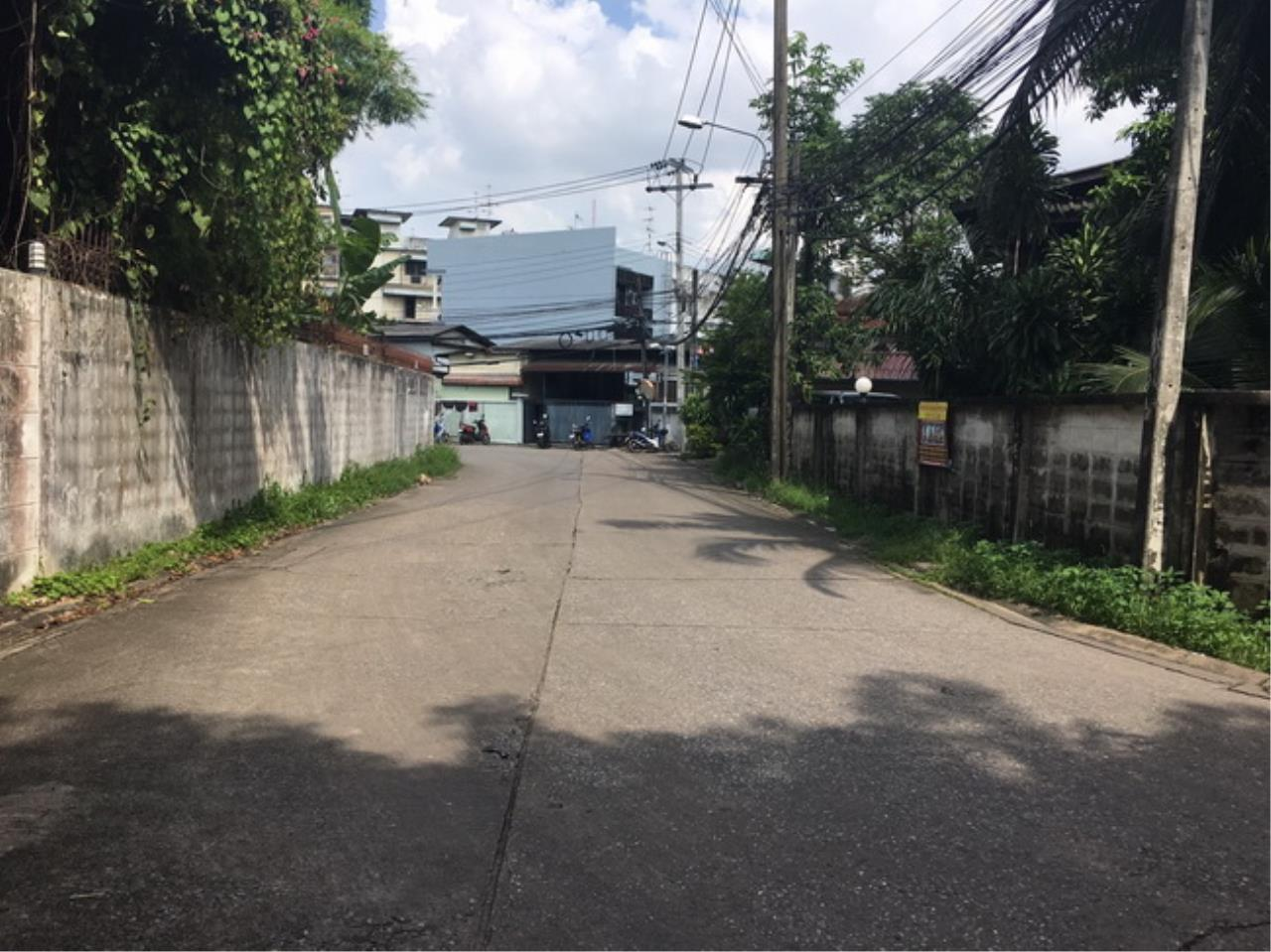 Forbest Properties Agency's 37669-Land for sale, on  Charansanitwong rd, 1 rai 1