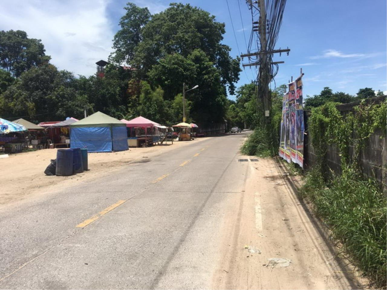 Forbest Properties Agency's 37694-Land for sale, in north Pattaya, 5 rai 187 sq.wa. 2