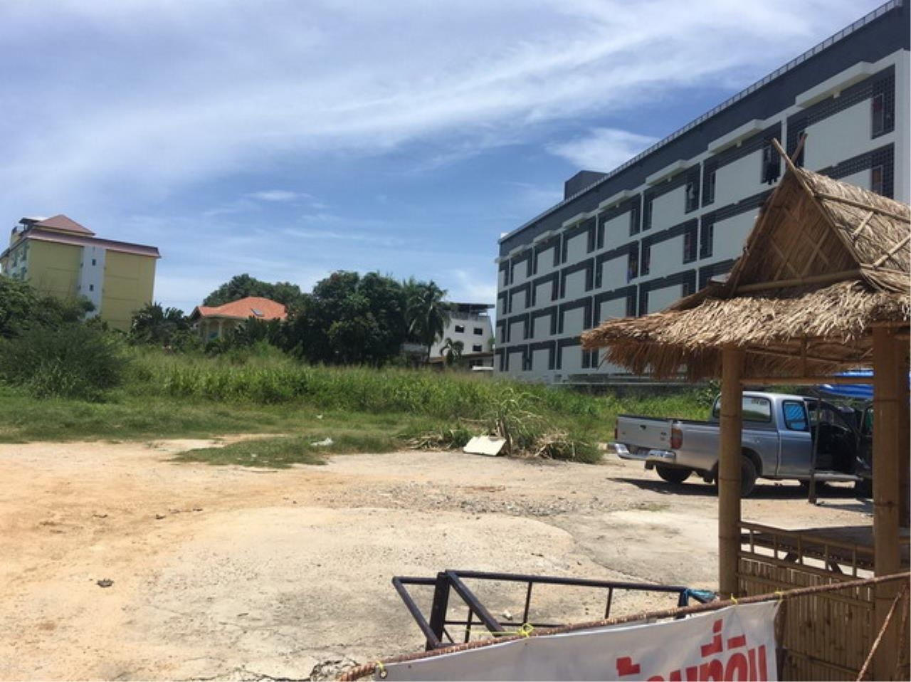 Forbest Properties Agency's 37696-Land for sale, in North Pattaya, 2 rai 347 sq.wa. 2