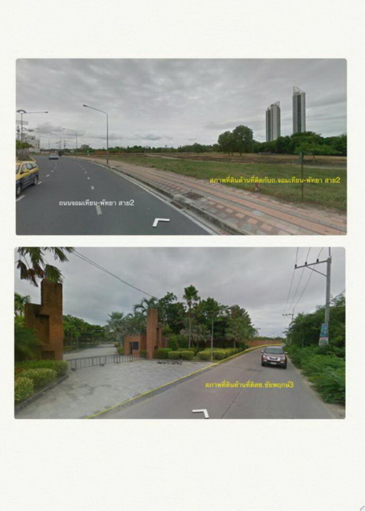 Forbest Properties Agency's 37697-Land for sale, in Jomtien-Pattaya, 30 rai 152.20 sq.wa. 1