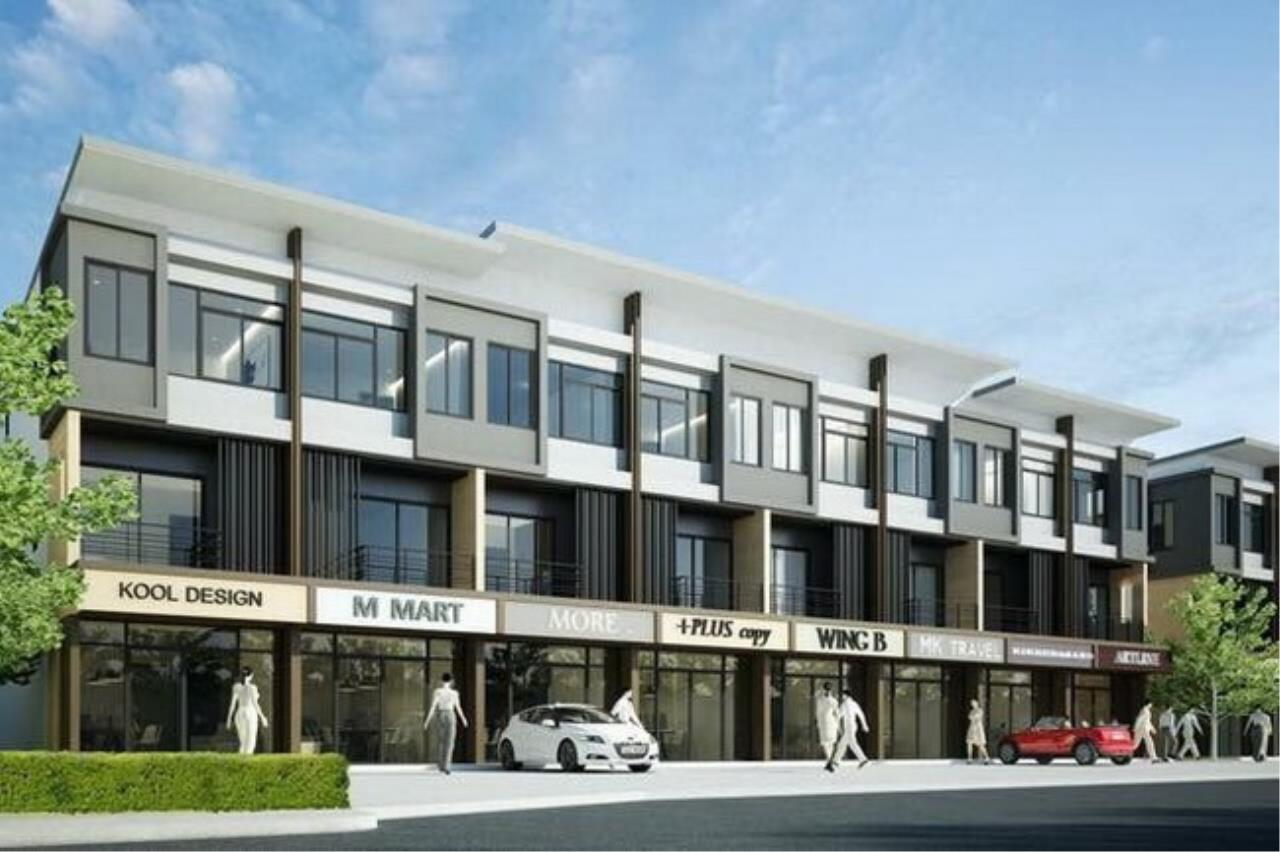 Forbest Properties Agency's 37726-Townhome for sale, on Rama 2 road, 24 sq.wa. 1