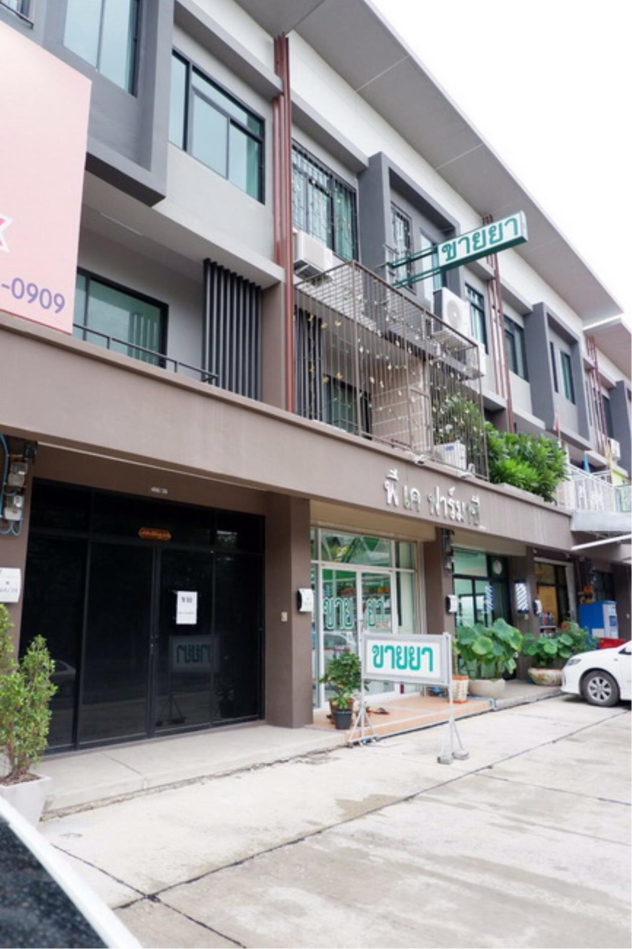 Forbest Properties Agency's 37726-Townhome for sale, on Rama 2 road, 24 sq.wa. 7