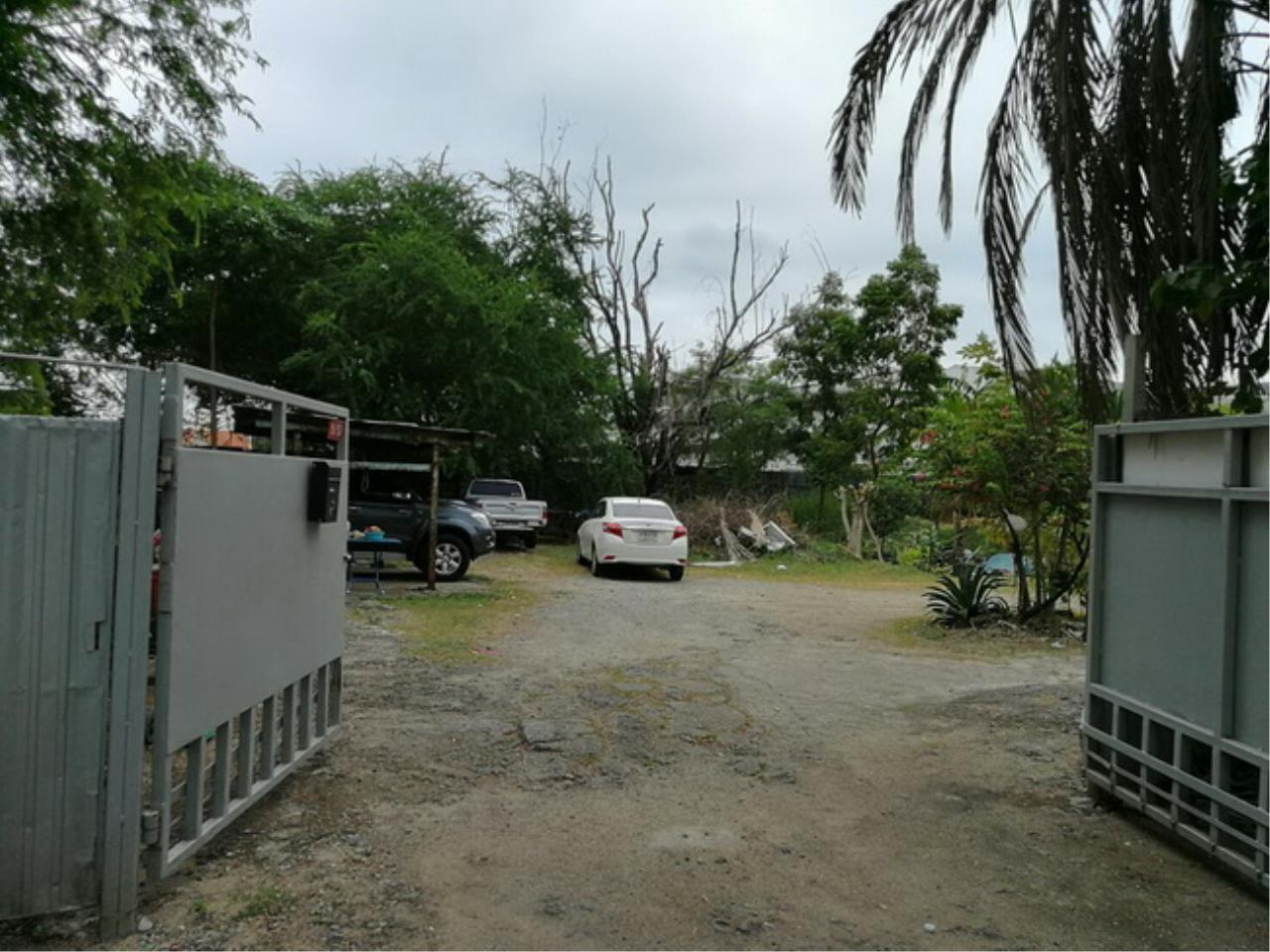 Forbest Properties Agency's 37755-Land for sale, on Srinakarin road, 1 rai 26 sq.wa. 1