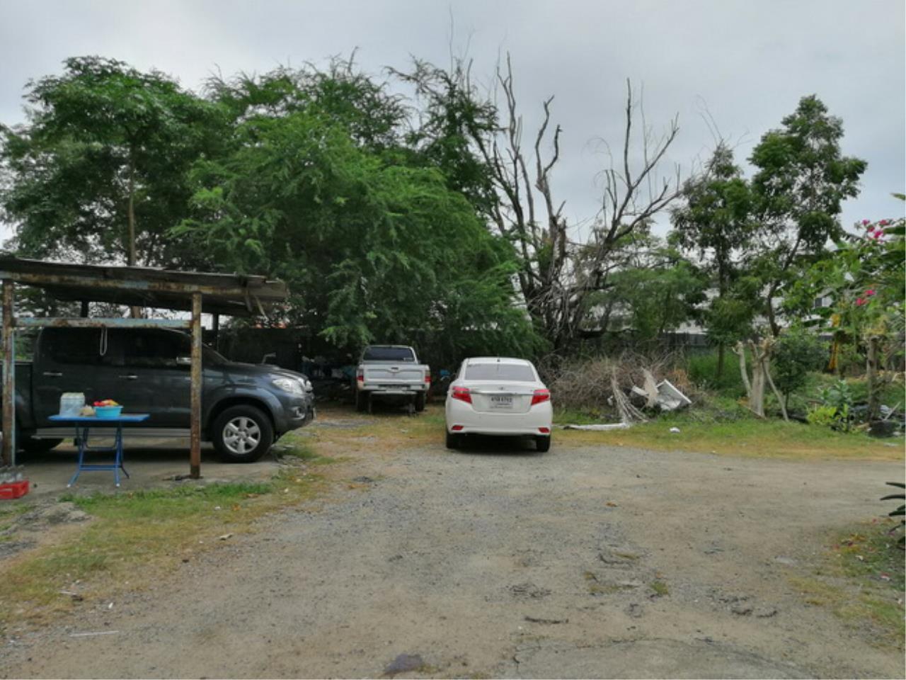 Forbest Properties Agency's 37755-Land for sale, on Srinakarin road, 1 rai 26 sq.wa. 2