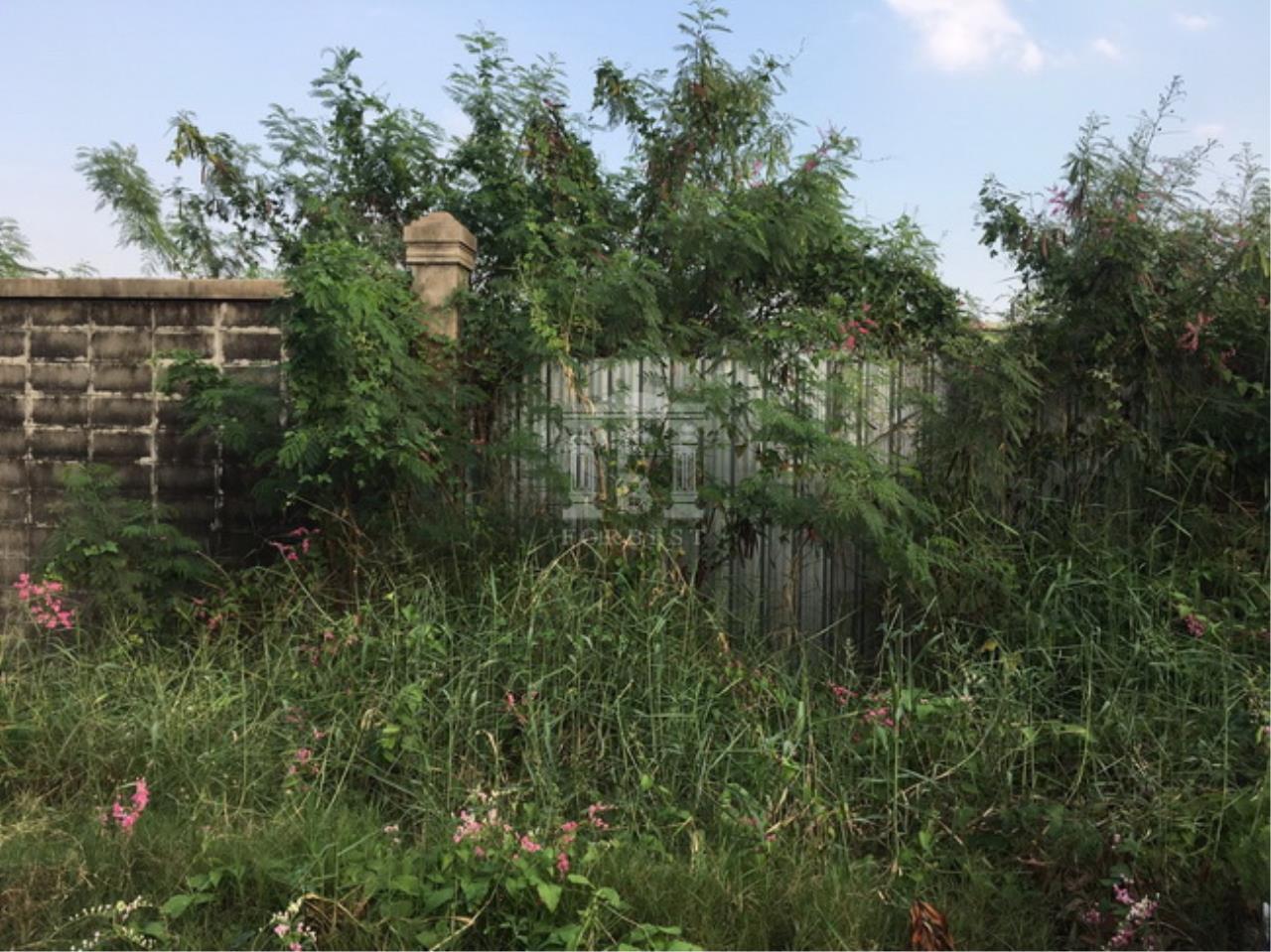 Forbest Properties Agency's 37844-Land for sale, on Phraek Sa road, 8 rai 203 sq.wa. 3