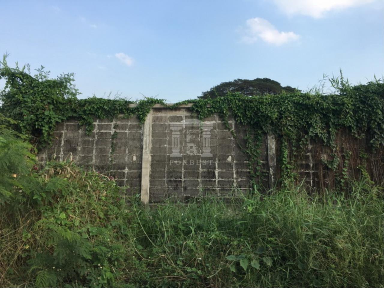 Forbest Properties Agency's 37844-Land for sale, on Phraek Sa road, 8 rai 203 sq.wa. 5