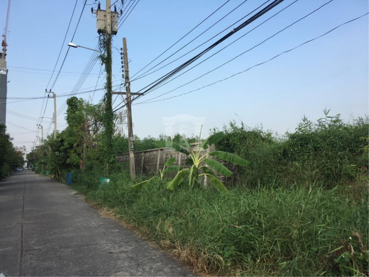 Forbest Properties Agency's 37844-Land for sale, on Phraek Sa road, 8 rai 203 sq.wa. 1