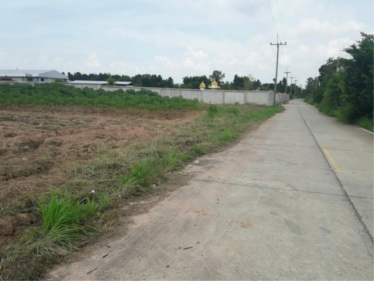 Forbest Properties Agency's 37917-Land for sale, in Chonburi province, 16 rai 177 sq.wa. 1