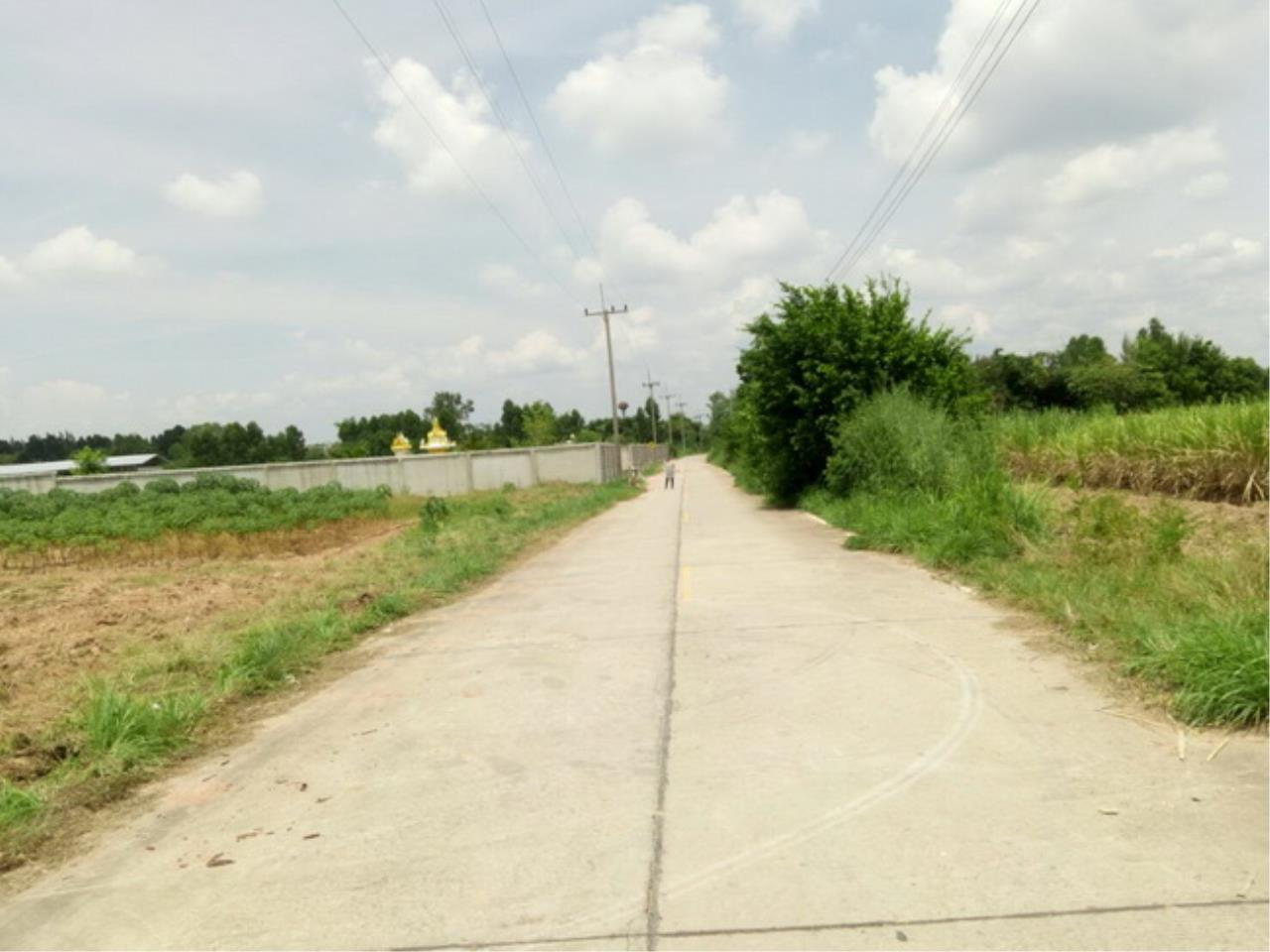 Forbest Properties Agency's 37917-Land for sale, in Chonburi province, 16 rai 177 sq.wa. 3