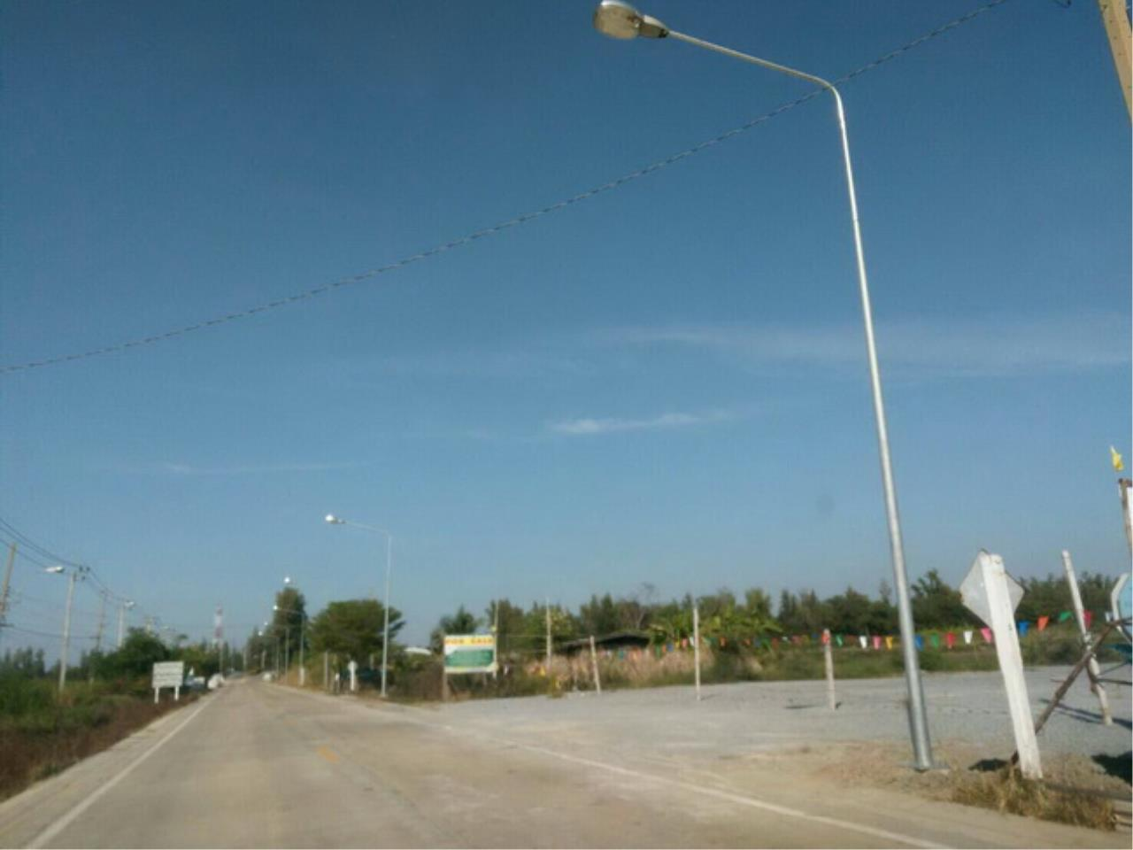 Forbest Properties Agency's 37918-Land for sale, on Bangna-Trad KM.29, 10 rai 159 sq.wa. 3