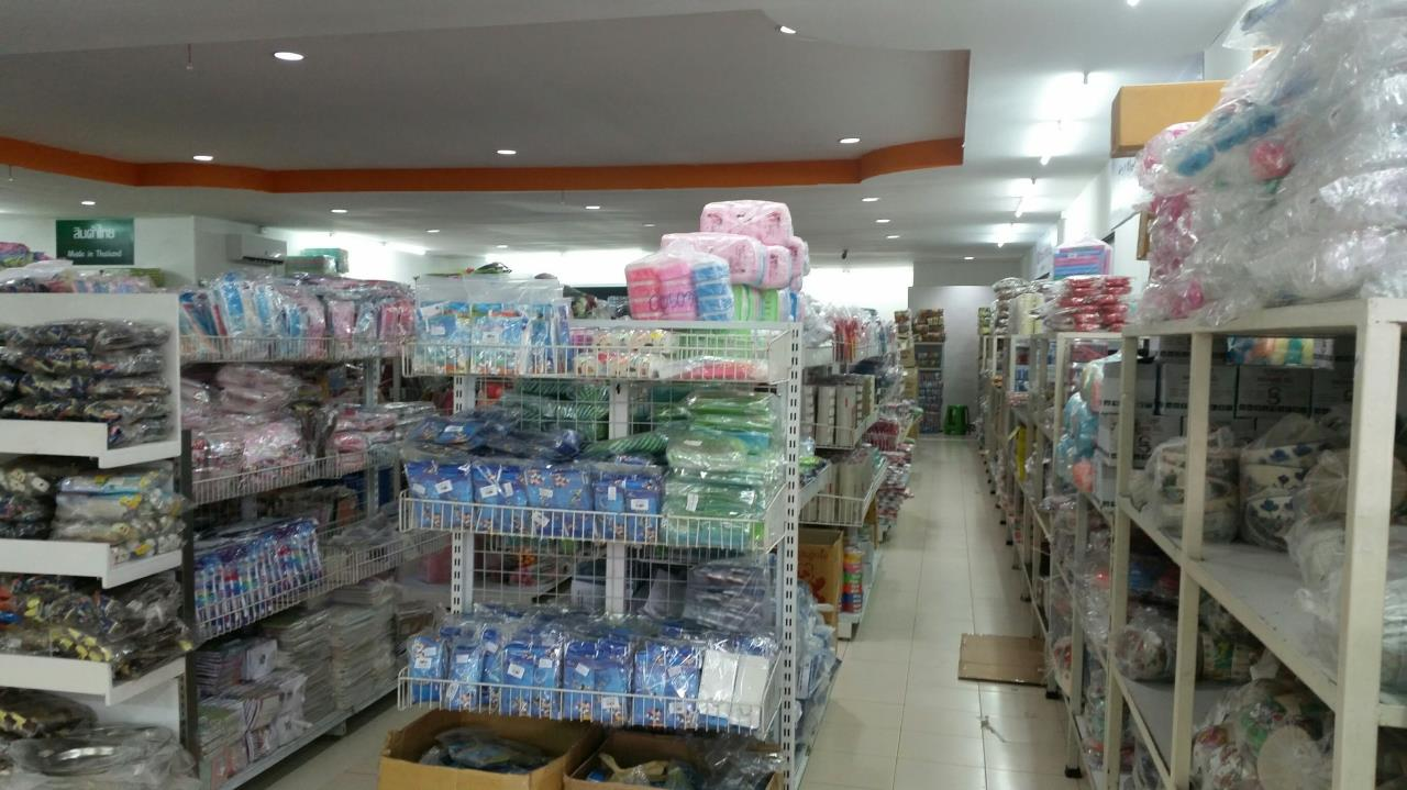 38068 - Warehouse on Thoet Phrakiat Road.