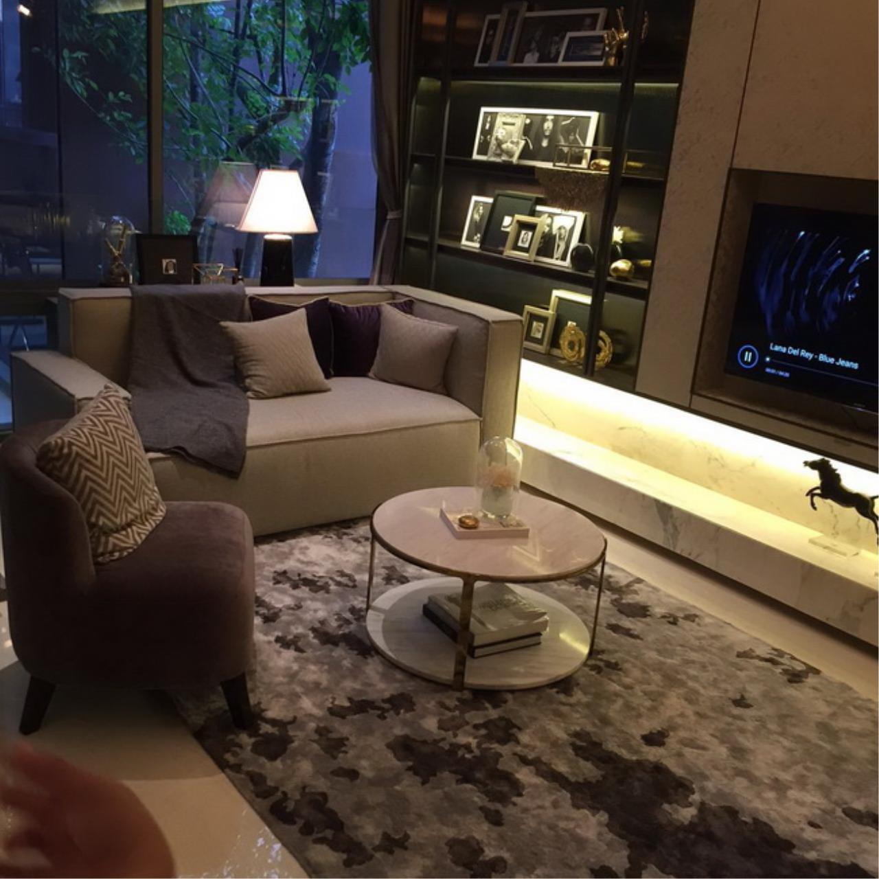 Forbest Properties Agency's 38070- Aston on Silom Road. 75.50 sq.m. 6