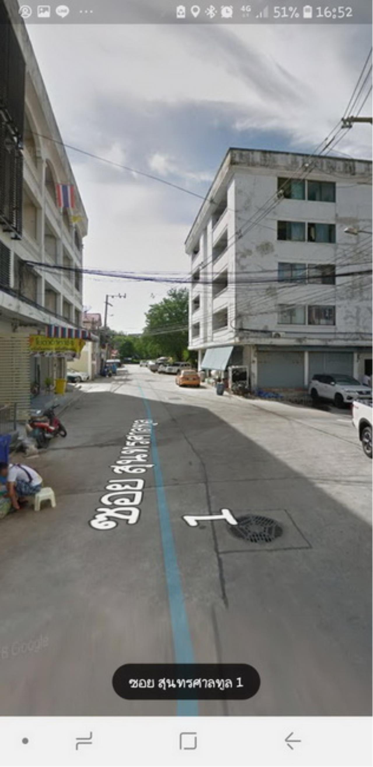 Forbest Properties Agency's 38103-Apartment for sale, on Sukhumvit Sai Kao road, 1 rai 190 sq.wa. 1