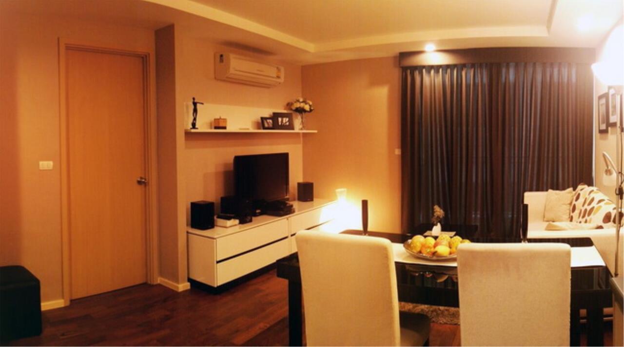 Forbest Properties Agency's 38160 - Siri on 8 On sukhumvit Road. 55 sq.m. 4