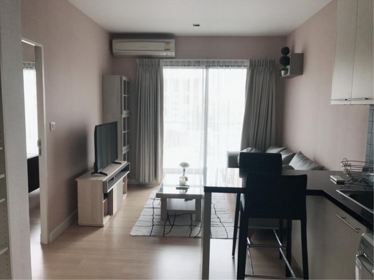 38161 - The Seed Mingle Condominium Sathorn Road, 43 sq.m.