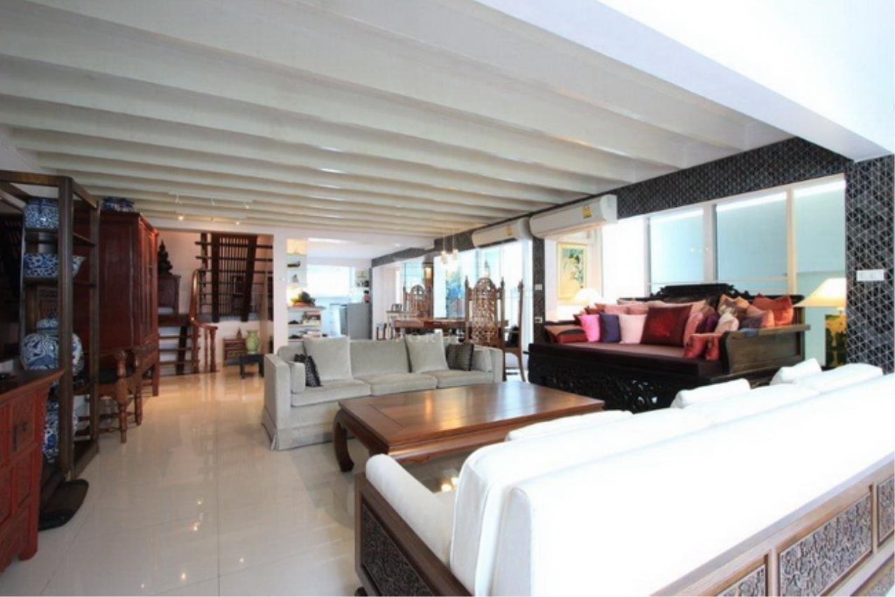 Forbest Properties Agency's 38262 - Townhouse 3 stories, Sathorn Road., 24 sq.wa. 1