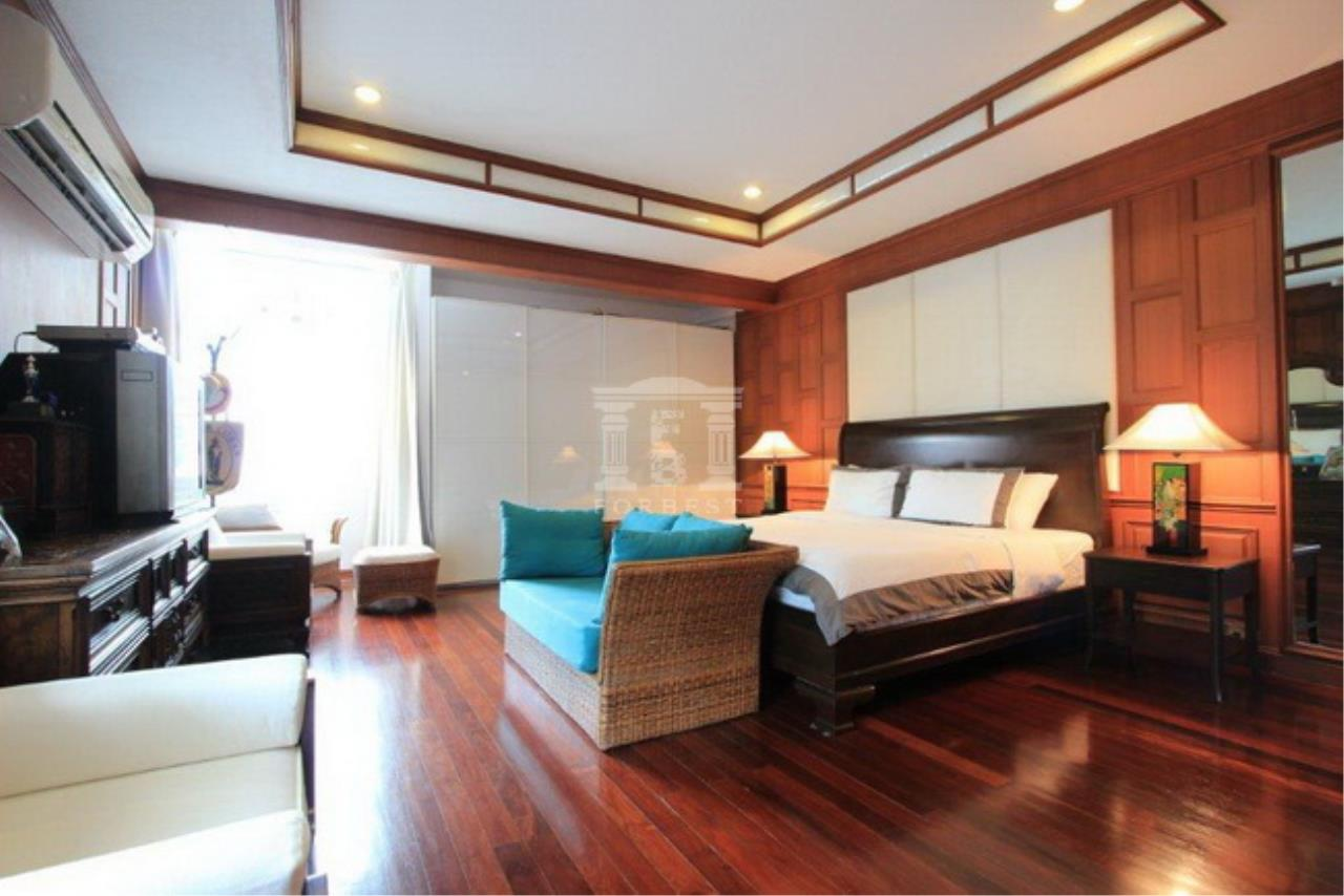 Forbest Properties Agency's 38262 - Townhouse 3 stories, Sathorn Road., 24 sq.wa. 4