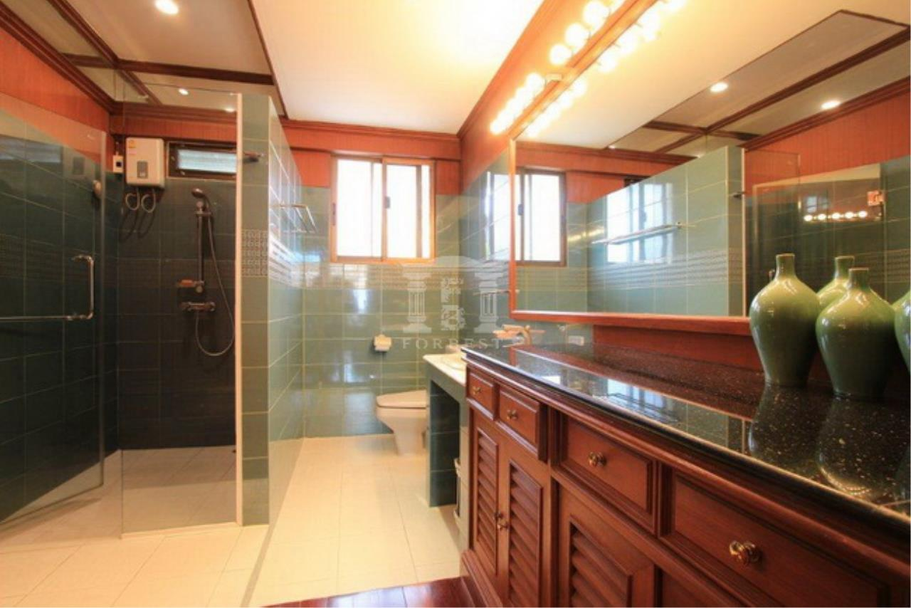 Forbest Properties Agency's 38262 - Townhouse 3 stories, Sathorn Road., 24 sq.wa. 5