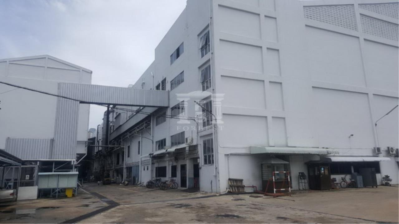 Forbest Properties Agency's 38303-Factory for sale, on Suksawat 80 road, 8 rai 314.70 sq.wa. 1