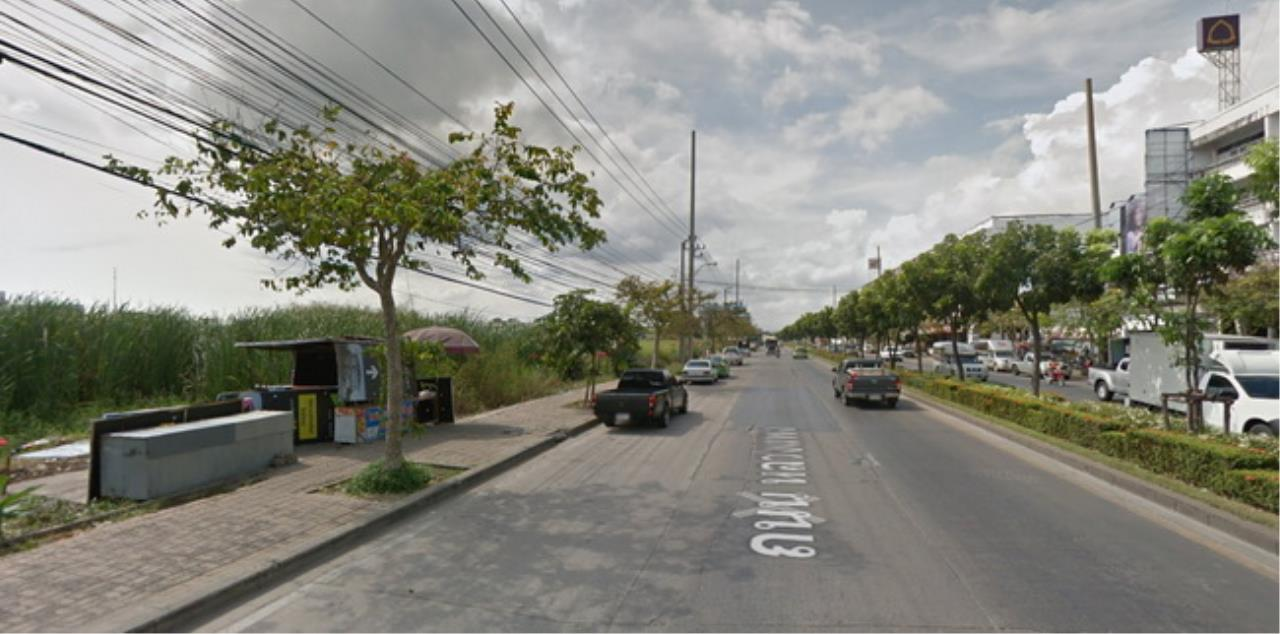 Forbest Properties Agency's 38310-Land for sale, on Latkrabung road, 59 rai 252 sq.wa. 2