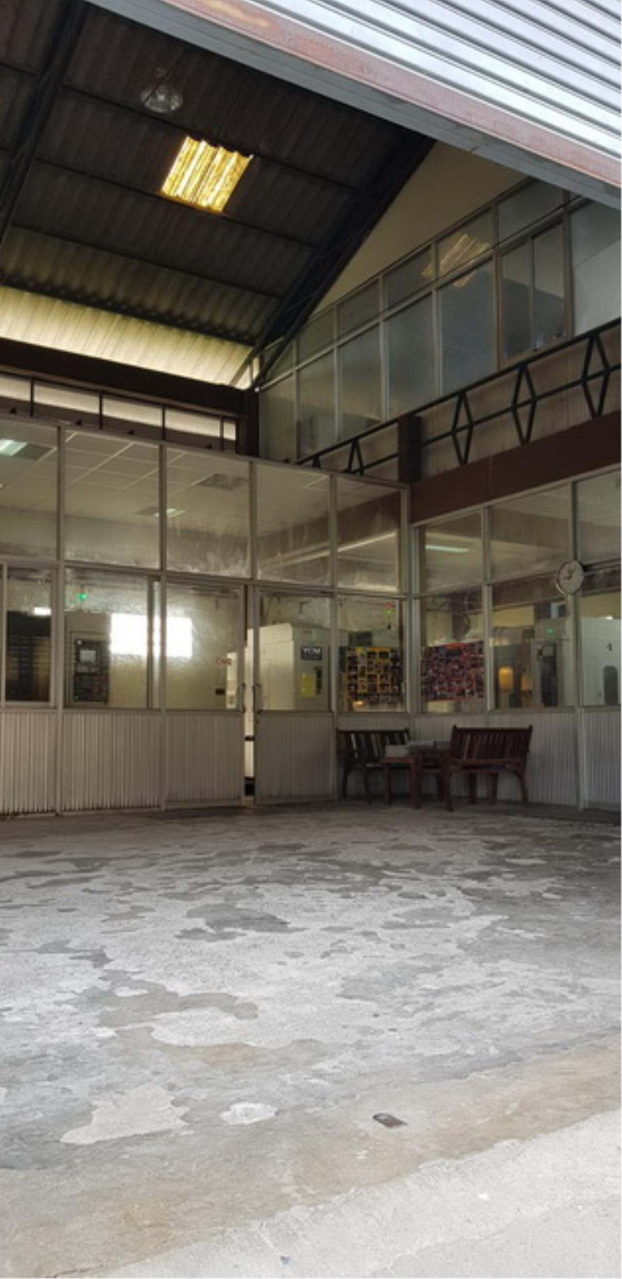 Forbest Properties Agency's 38315 - Land with warehouse for sale, Kingkaew road. 2 rai 242 sq.wa. 2