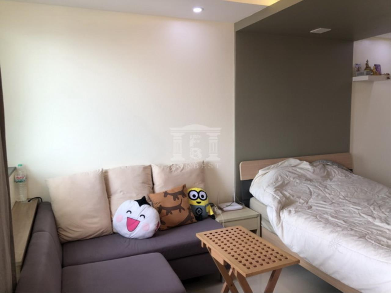 Forbest Properties Agency's 38326 - SUPALAI ORIENTAL PLACE SATHORN-SUANPLU 8 LIVING SPACE 40 SQ.M. 3