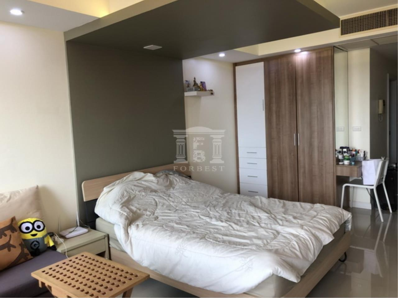 Forbest Properties Agency's 38326 - SUPALAI ORIENTAL PLACE SATHORN-SUANPLU 8 LIVING SPACE 40 SQ.M. 4