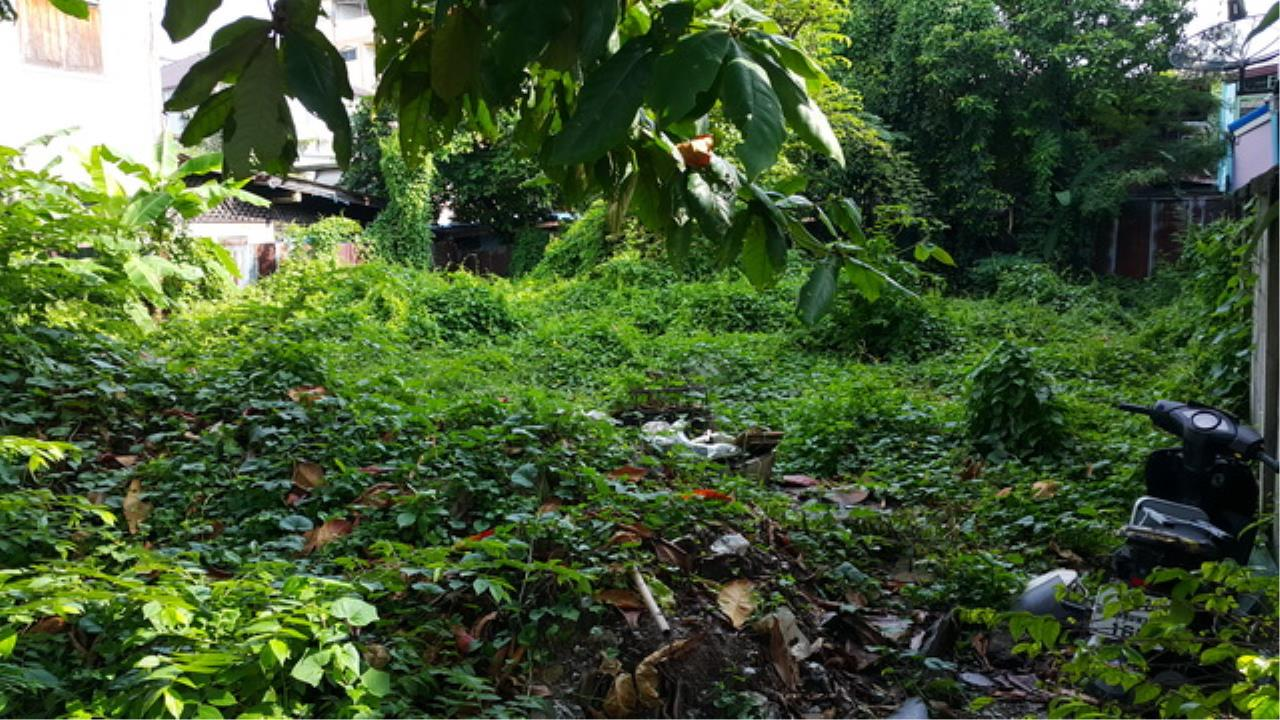 Forbest Properties Agency's 38382-Land for sale, on Rama 3 raod, 356 sq.wa. 1