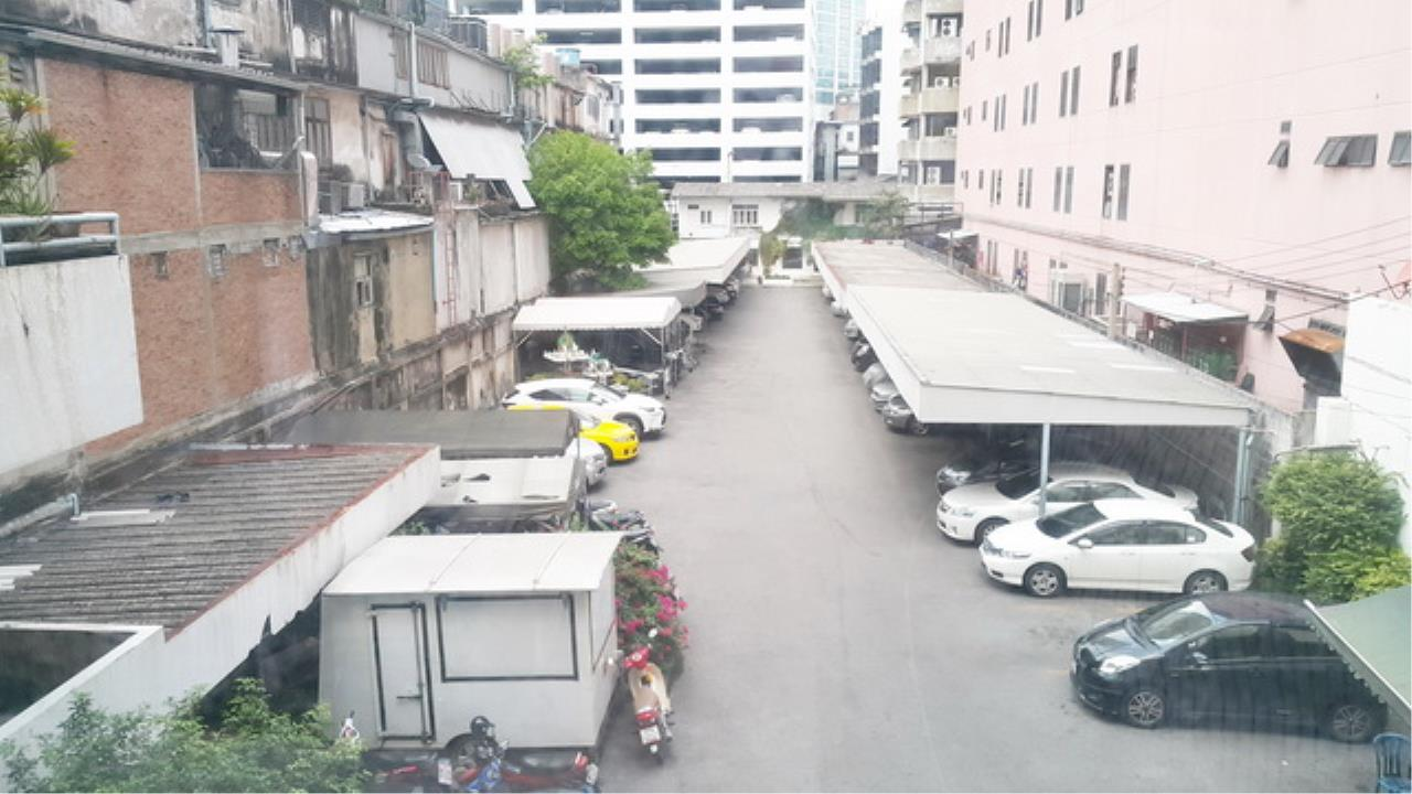 Forbest Properties Agency's 38424 - Official Building On Silom Road. 1 Rai 121 sq.w.  3