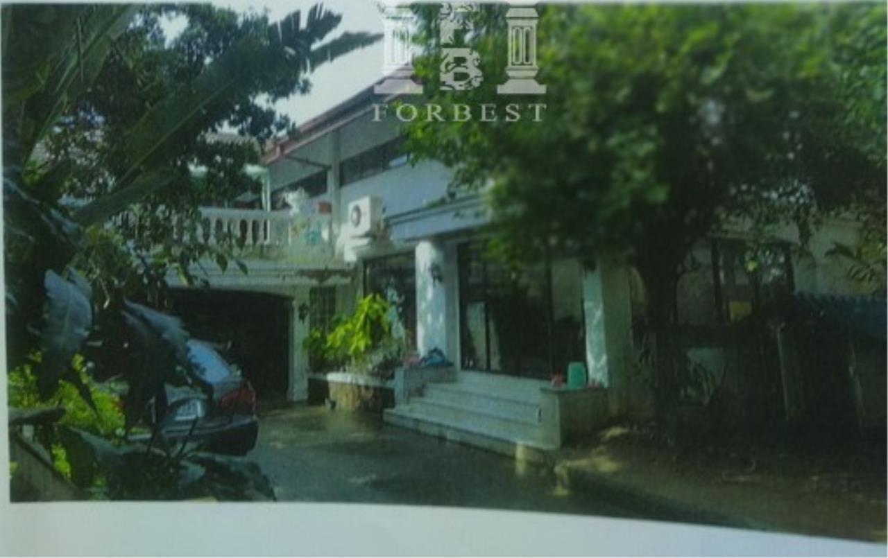 38515 - Single House Sukhumvit 71 Rd. (Pridi Banomyong )) 127 sq.w.