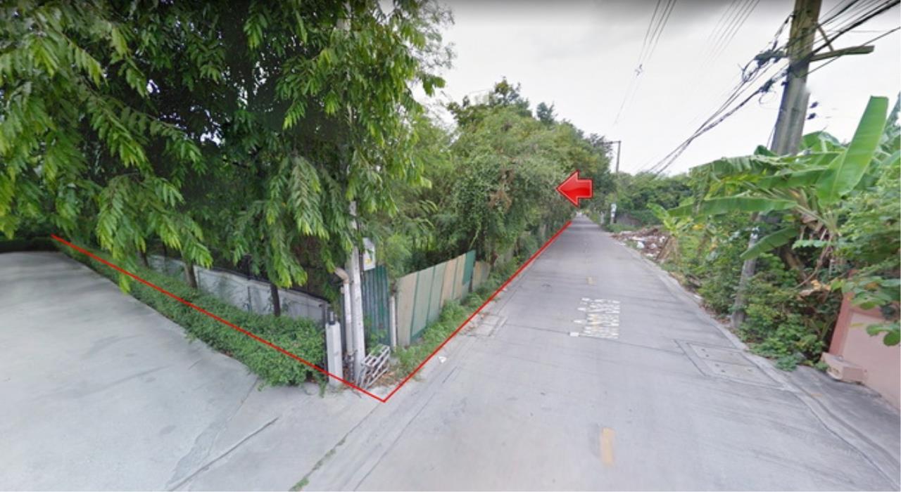 Forbest Properties Agency's 38546-Land for sale, on Chaengwattana road, 2 rai 293 sq.wa. 4