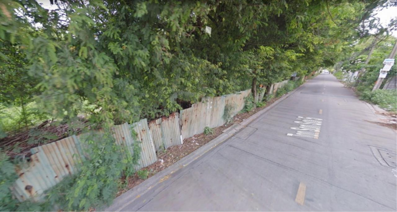 Forbest Properties Agency's 38546-Land for sale, on Chaengwattana road, 2 rai 293 sq.wa. 1