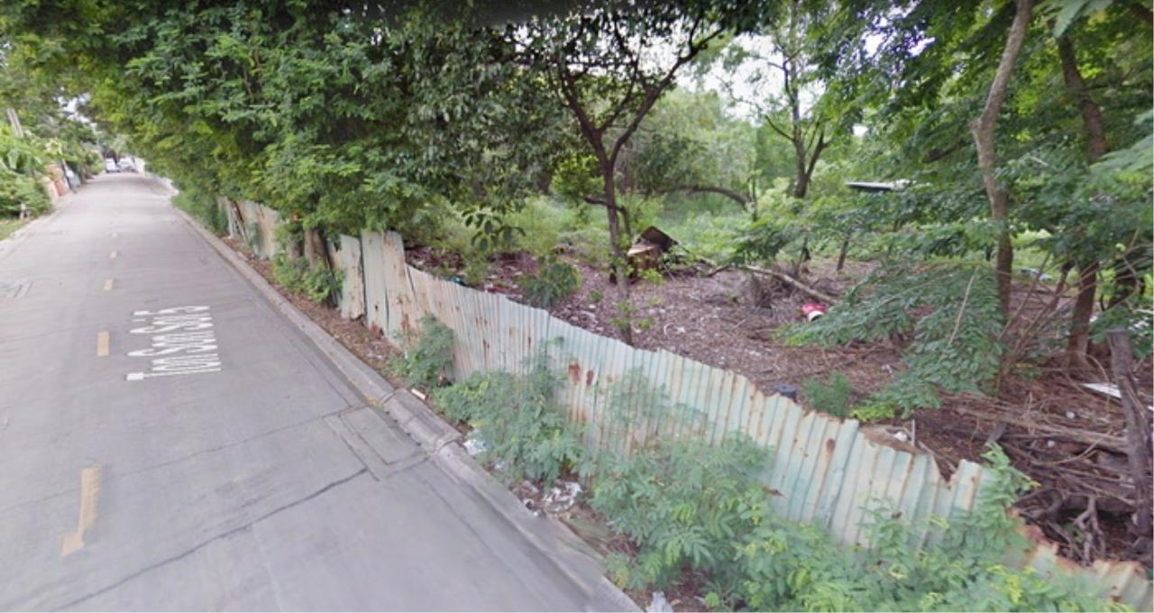 Forbest Properties Agency's 38546-Land for sale, on Chaengwattana road, 2 rai 293 sq.wa. 2