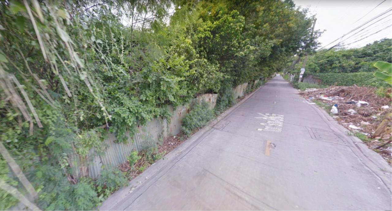 Forbest Properties Agency's 38546-Land for sale, on Chaengwattana road, 2 rai 293 sq.wa. 3