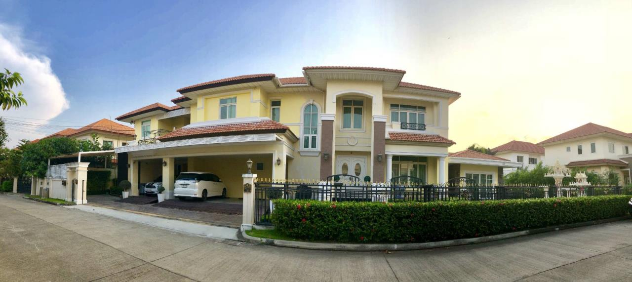 Forbest Properties Agency's 38606 - Single House 2 stories, The grand,  Rama 2 road. 153 sq.w.  1
