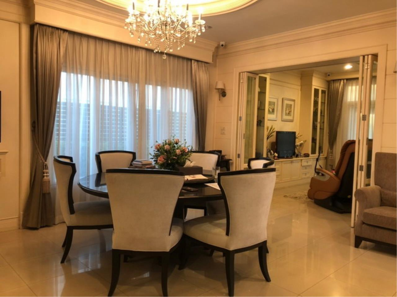 Forbest Properties Agency's 38606 - Single House 2 stories, The grand,  Rama 2 road. 153 sq.w.  5