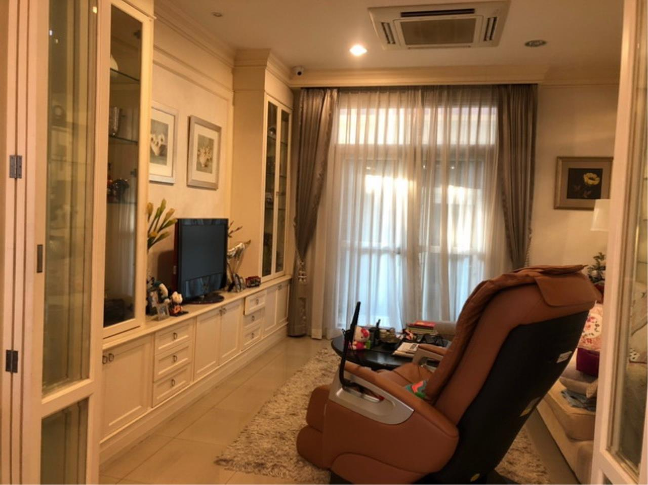 Forbest Properties Agency's 38606 - Single House 2 stories, The grand,  Rama 2 road. 153 sq.w.  7