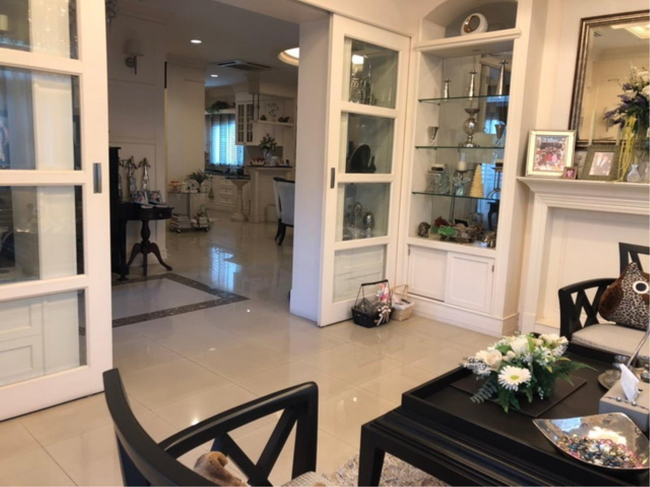 Forbest Properties Agency's 38606 - Single House 2 stories, The grand,  Rama 2 road. 153 sq.w.  8
