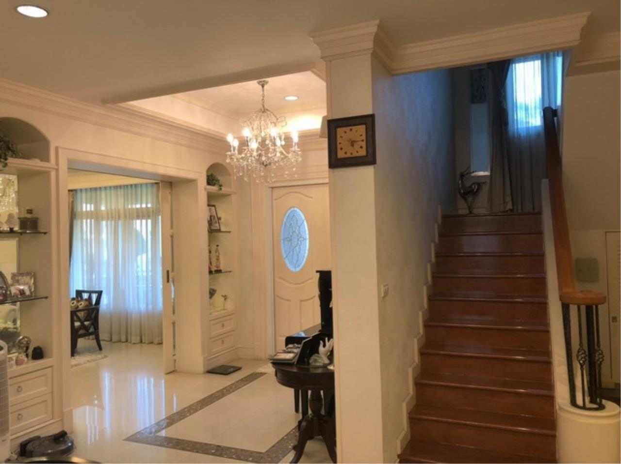 Forbest Properties Agency's 38606 - Single House 2 stories, The grand,  Rama 2 road. 153 sq.w.  14